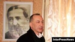 Поэт и лидер движения «Защити Грузию» Давид Маградзе