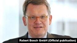 Сябра праўленьня кампаніі Robert Bosch GmbH Увэ Рашке