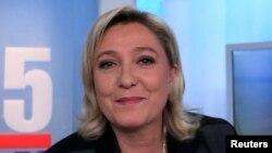 Марин Ле Пен, архивное фото