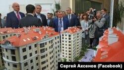 Виставка інвестиційного потенціалу Криму на «Ялтинському міжнародному економічному форумі». Ялта, 20 квітня 2017 року