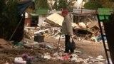 Демонтаж Сталинградского рынка в Севастополе