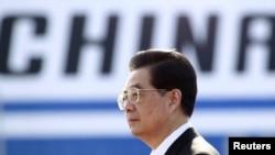 Лидер КНР и КПК Ху Цзиньтао