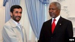 По мнению Кофи Аннана, терпение скорее заставит Иран отказаться от обогащения урана, нежели жесткие санкции мирового сообщества