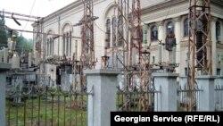 Վրաստան - Բաշխիչ էլեկտրացանց Թբիլիսիում, արխիվ