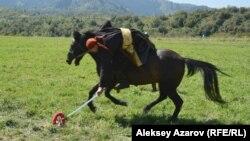 Казакстандагы атчандар фестивалынан