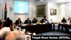 جانب من ندوة العيش المسيحي الاسلامي المشترك