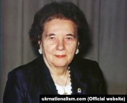 Ярослава Стецько (Ганна Музика) (1920–2003)
