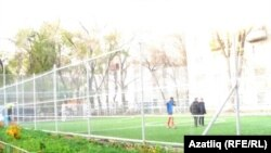 Футбол кыры