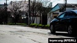 Дороги в Криму