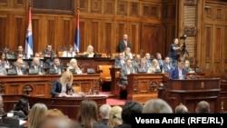Predlagač zakona koji su usvojeni u sadašnjem sazivu parlamenta bila je Vlada Srbije u čak 97 odsto slučajeva