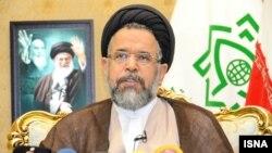 İranın kəşfiyyat naziri Mahmud Ələvi