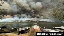 Пожары в Австралии, 2 января 2020