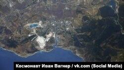 Севастополь из космоса