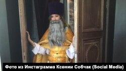 Фото из Инстаграмма Ксении Собчак