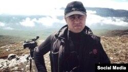 Ukraine, Crimea - Eskender Nebiev operator ATR