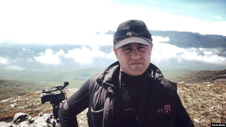 Оператора ATR Ескендера Небієва відпустили на свободу