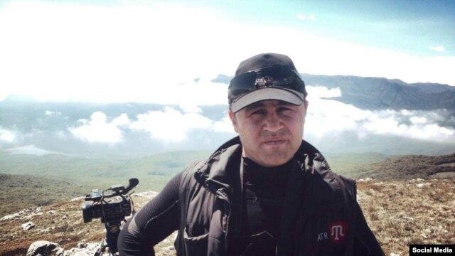 Оператора ATR Ескендера Небієва заарештували на два місяці