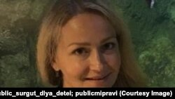 Наталья Токарева
