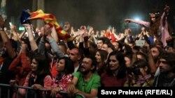 Koncert Manu Chao & La Ventura na Lejk festu