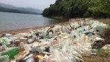 Расфрлано ѓубре околу Дебарското Езеро