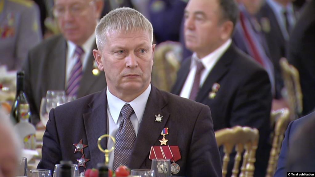 """Андрей Трошев, """"исполнительный директор"""" """"ЧВК Вагнера"""""""