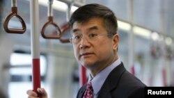 Американскиот амбасадор во Кина Гери Лок