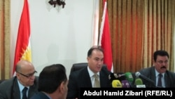 اجتماع لجنة المادة 140 الدستورية في اربيل