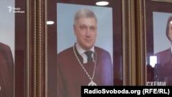 Суддя Конституційного суду Олег Сергейчук