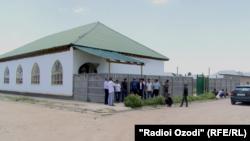 Масҷиди деҳаи Чорсада-2
