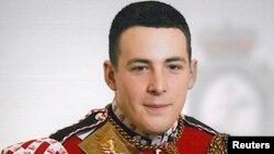Убитый в Лондоне британский военнослужащий