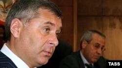 Бывший председатель правительства Ингушетии Алексей Воробьев