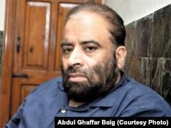 Abdul Ghaffar Baig