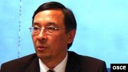 Кайрат Абдрахманов, постоянный представитель КАзахстана в ООН.