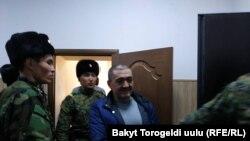 Албек Ибраимов сот учурунда. 2019-жыл.