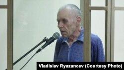 Українець Олексій Сизонович, якого засудили в Росії на 12 років