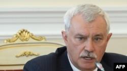 Губернатор Георгий Полтавченко
