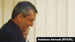 عبدالغفار داوی یکی از بدهکاران کابل بانک