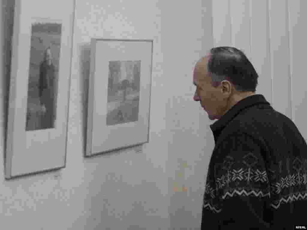 Прэзэнтацыя кнігі Рыгор Барадулін з фатаграфіямі Джона Кунстадтэра