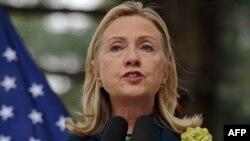 Хиллари Клинтон в Афганистане