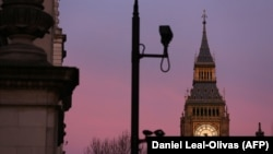 Westminster, centrul Londrei
