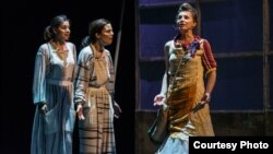 Macedonia - Blue bird, theater play - N/A