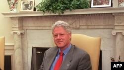 Экс-президент США Билл Клинтон.