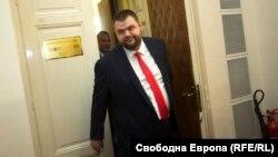 Депутатът от ДПС Делян Пеевски