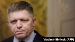 Kryeministri i dorëhequr sllovak, Robert Fico.