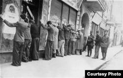 Pogromul de la Iași, 1941. Potrivit documentelor oficiale, în câteva zile, 27-30 iunie au fost uciși 13.266 de evrei, inclusiv copii.
