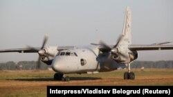 Руски воен транспортен авион, илустрација