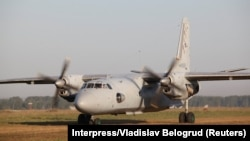 Un avion militar de transport An-26 (foto: arhivă)