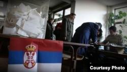 Glasanje u Srbiji - ilustracija