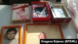 Memorijalna 'Bijela soba' ubijene djece tokom opsade Sarajeva