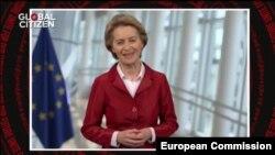 Урсула фон дер Лайен, председателка на Европейската комисия